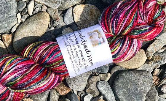 Beginning crochet course